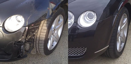 Car Body Repairs Canvey Island